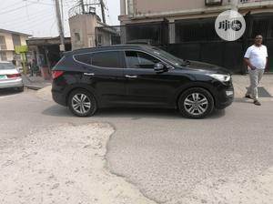 Hyundai Santa Fe 2016 Limited AWD Black   Cars for sale in Lagos State, Ikeja