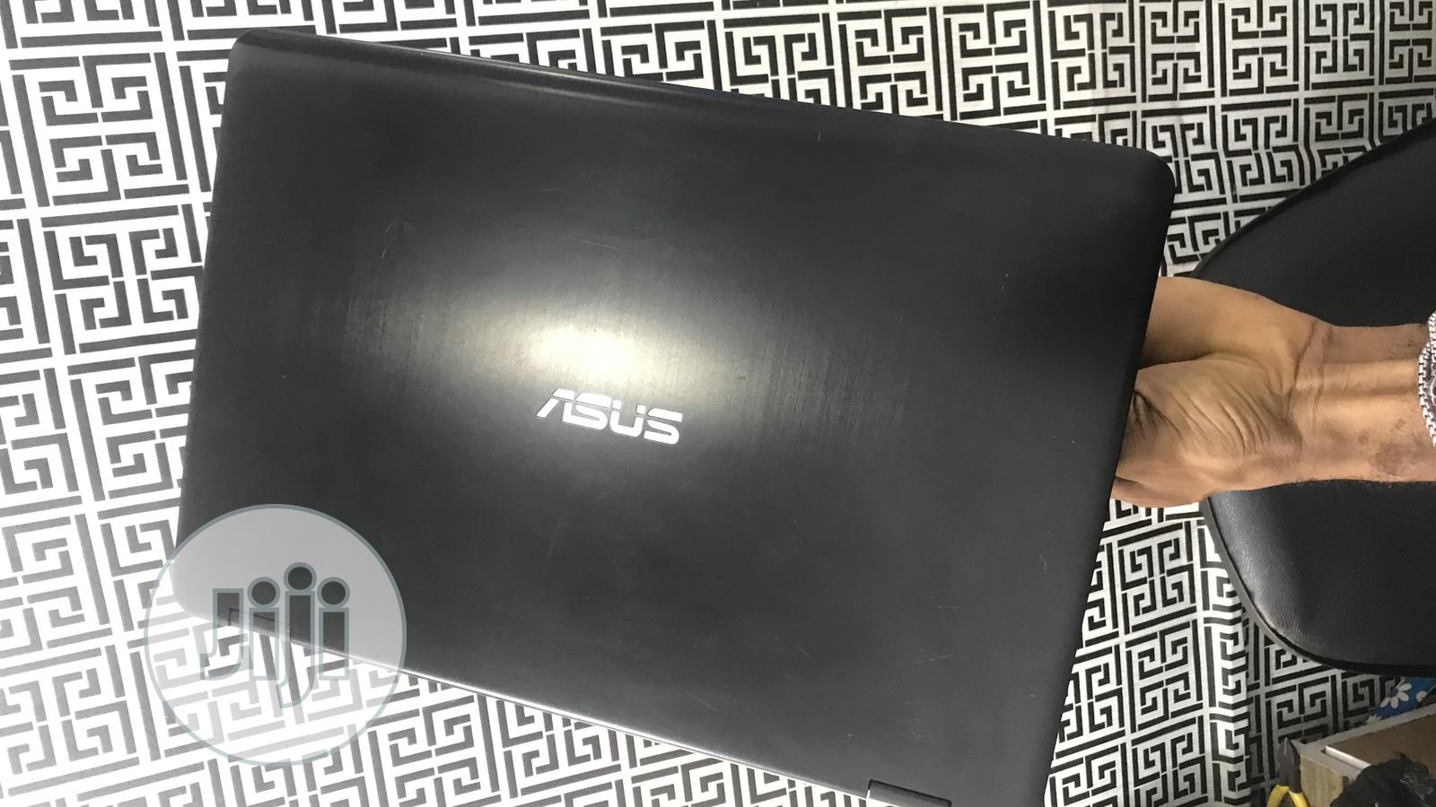 Laptop Asus Q502 8GB Intel Core I5 SSD 256GB | Laptops & Computers for sale in Ikeja, Lagos State, Nigeria
