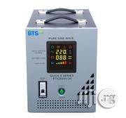 QUICK E 2.5 Kva - 24V Pure Sine Wave Inverter With In-built AVR   Electrical Equipment for sale in Lagos State, Surulere