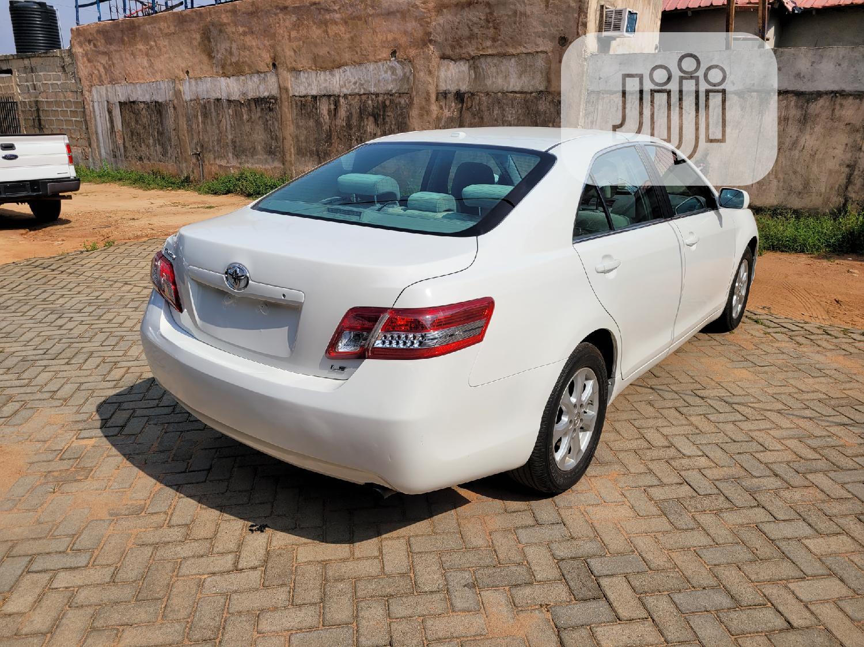 Toyota Camry 2011 White   Cars for sale in Benin City, Edo State, Nigeria
