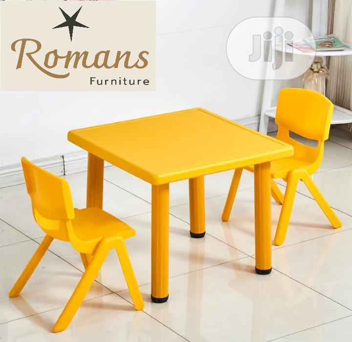 Kids Plastic Chair, Romans Furniture