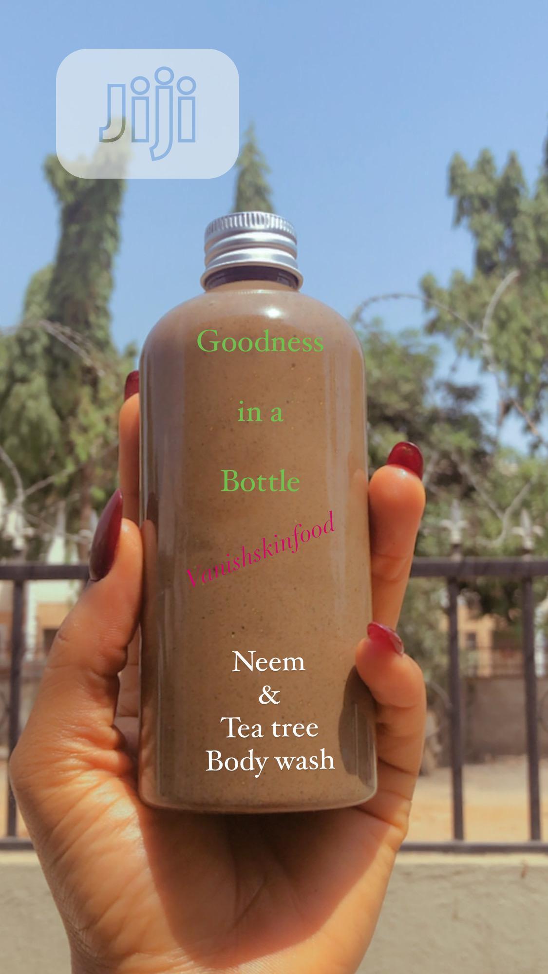 Archive: Neem and Tea Tree Body Wash