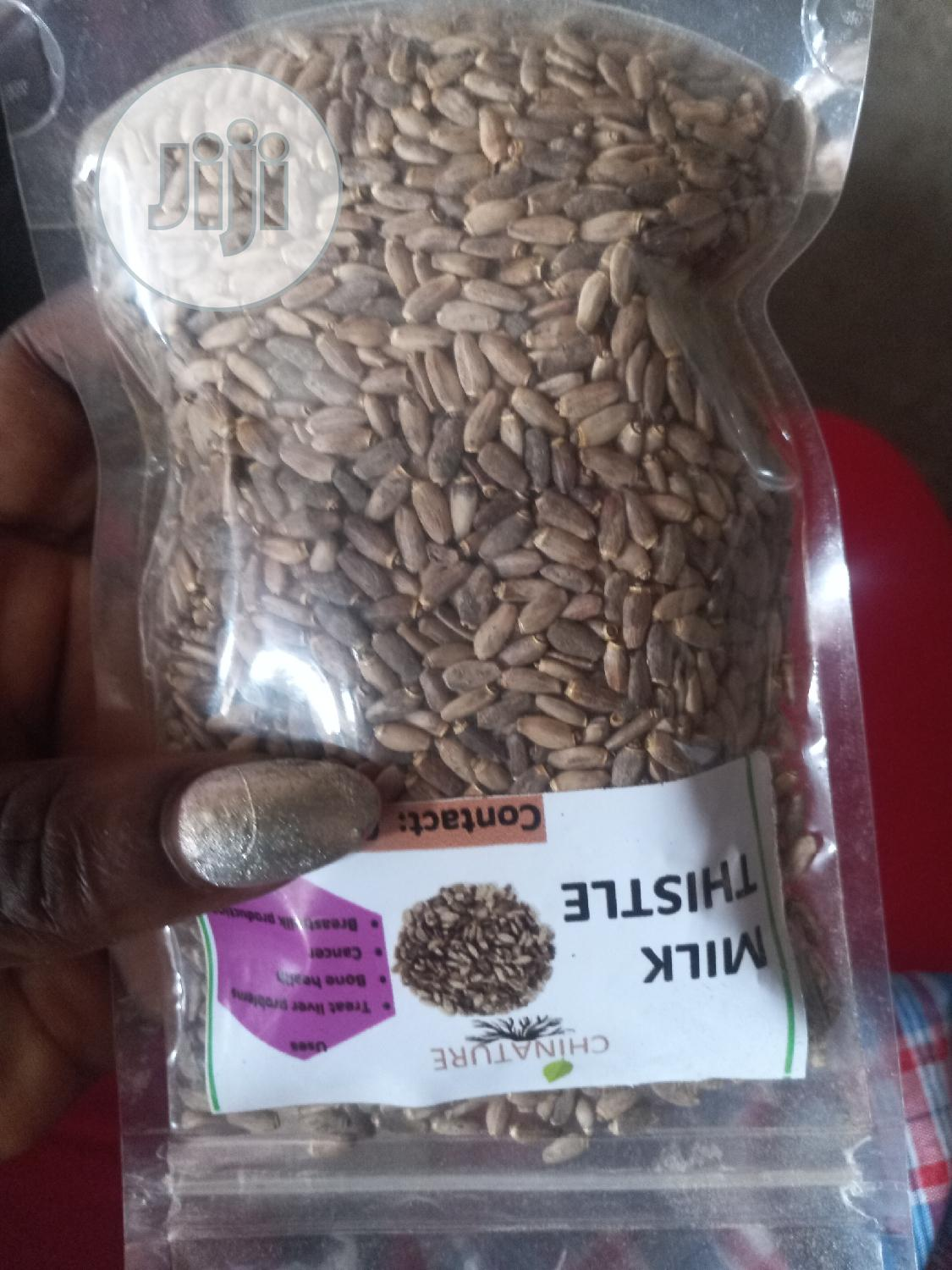 Milk Thistle Seed | Feeds, Supplements & Seeds for sale in Port-Harcourt, Rivers State, Nigeria