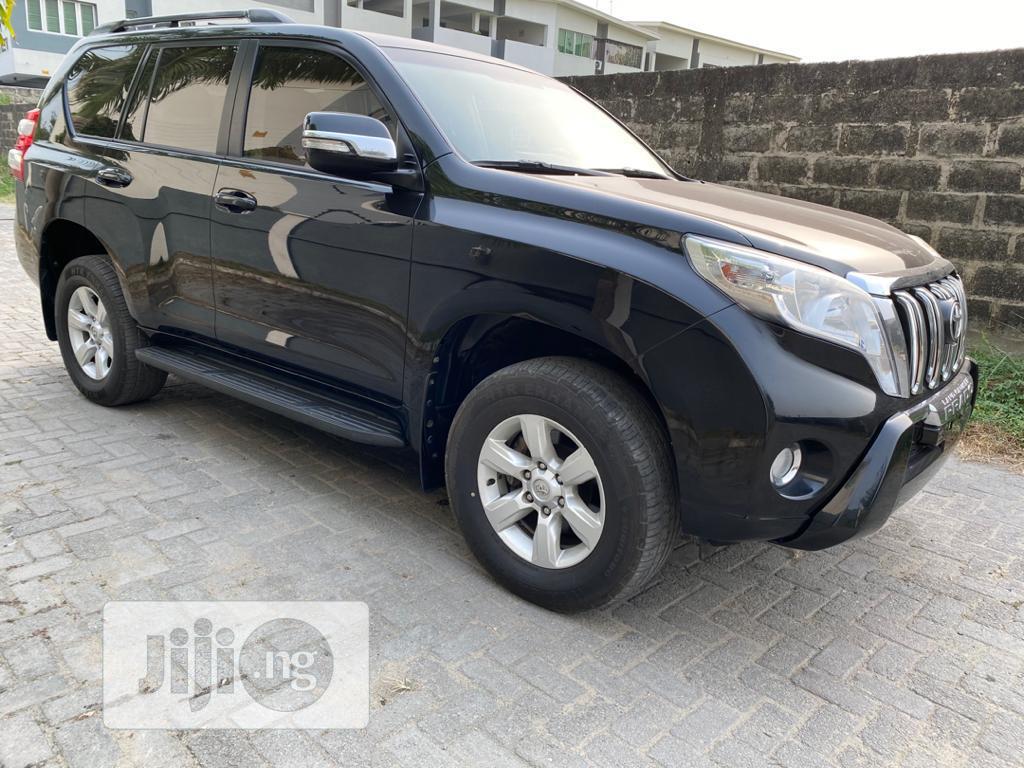 Toyota Land Cruiser Prado 2014 GXL Black | Cars for sale in Lekki, Lagos State, Nigeria