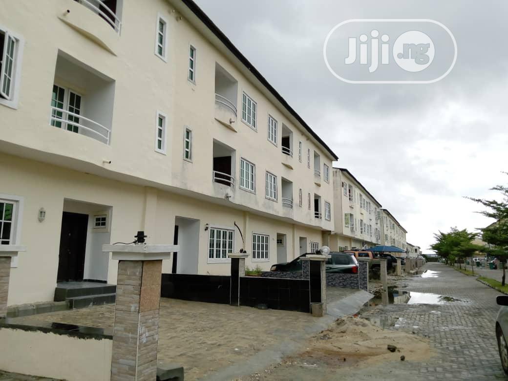 Two Floor Semi Detached Five Bedroom Duplex | Houses & Apartments For Sale for sale in Sangotedo, Ajah, Nigeria