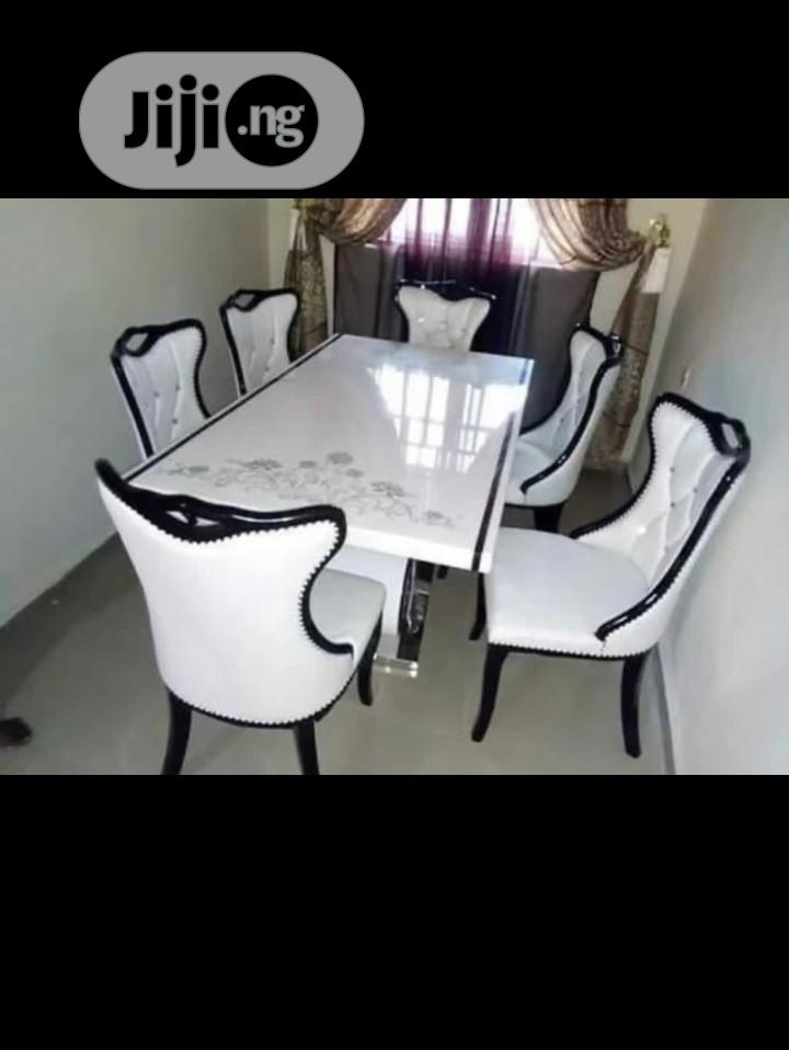 High Quality 6 Sitters Dining Set