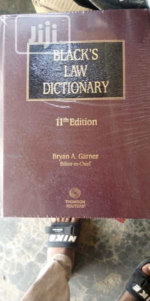 Blacks Law Dictionary New Edition | Books & Games for sale in Lagos State, Surulere
