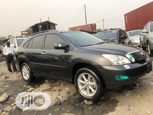 Lexus RX 2008 350 AWD Gray | Cars for sale in Lagos State, Apapa