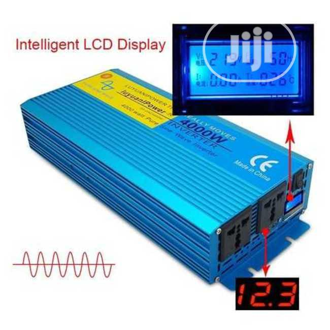 Archive: Ipower 3000W 12V Pure Sine Wave Inverter