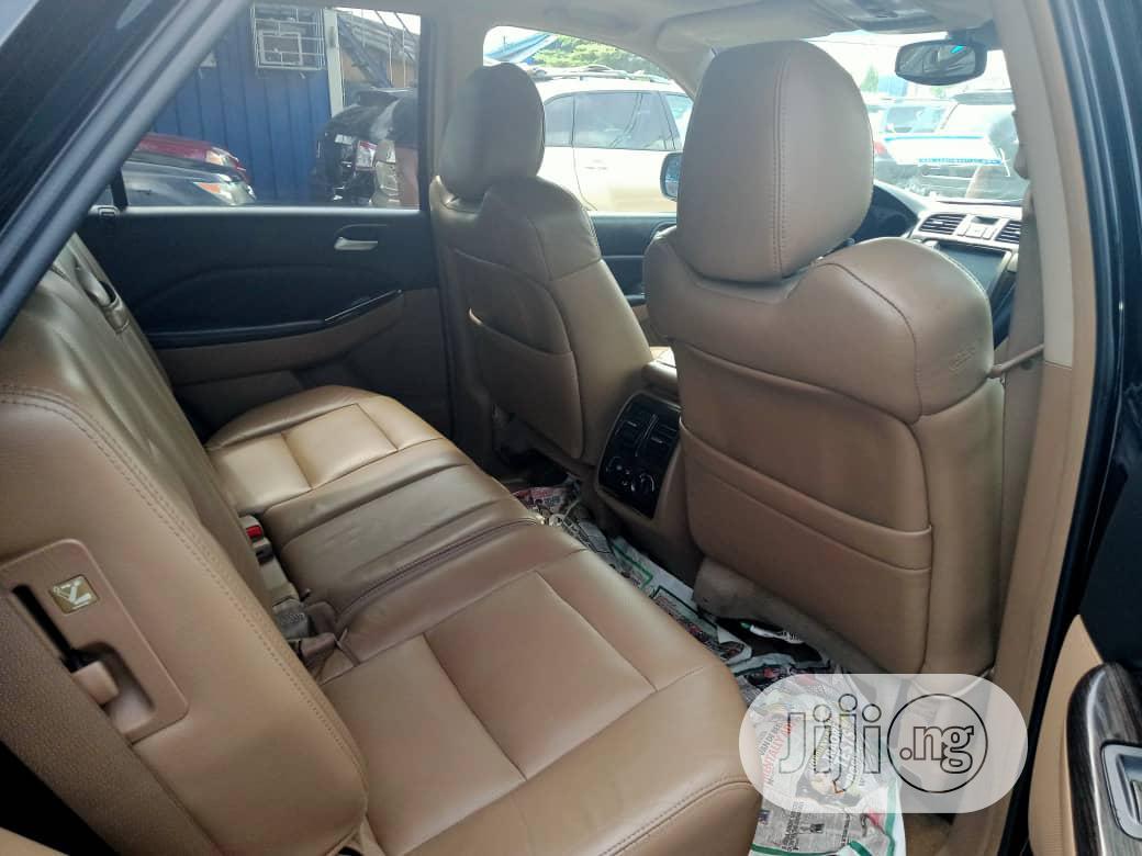 Acura MDX 2006 Black | Cars for sale in Amuwo-Odofin, Lagos State, Nigeria