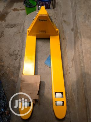 Pallet Truck 3TONS | Store Equipment for sale in Lagos State, Lagos Island (Eko)