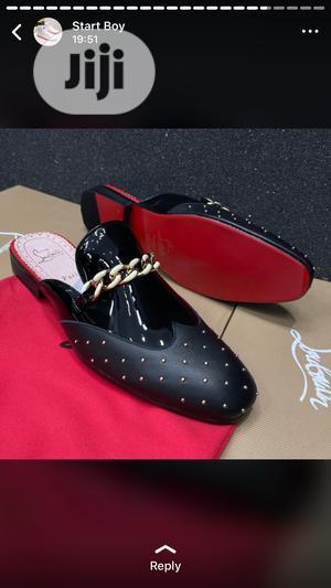 Original Christian Louboutin Italian Half Shoe   Shoes for sale in Lagos State, Lagos Island (Eko)