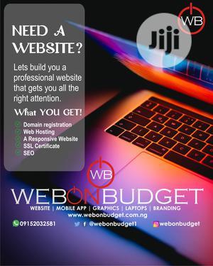 Website Designer Lekki, Lagos. | Computer & IT Services for sale in Lagos State, Lekki