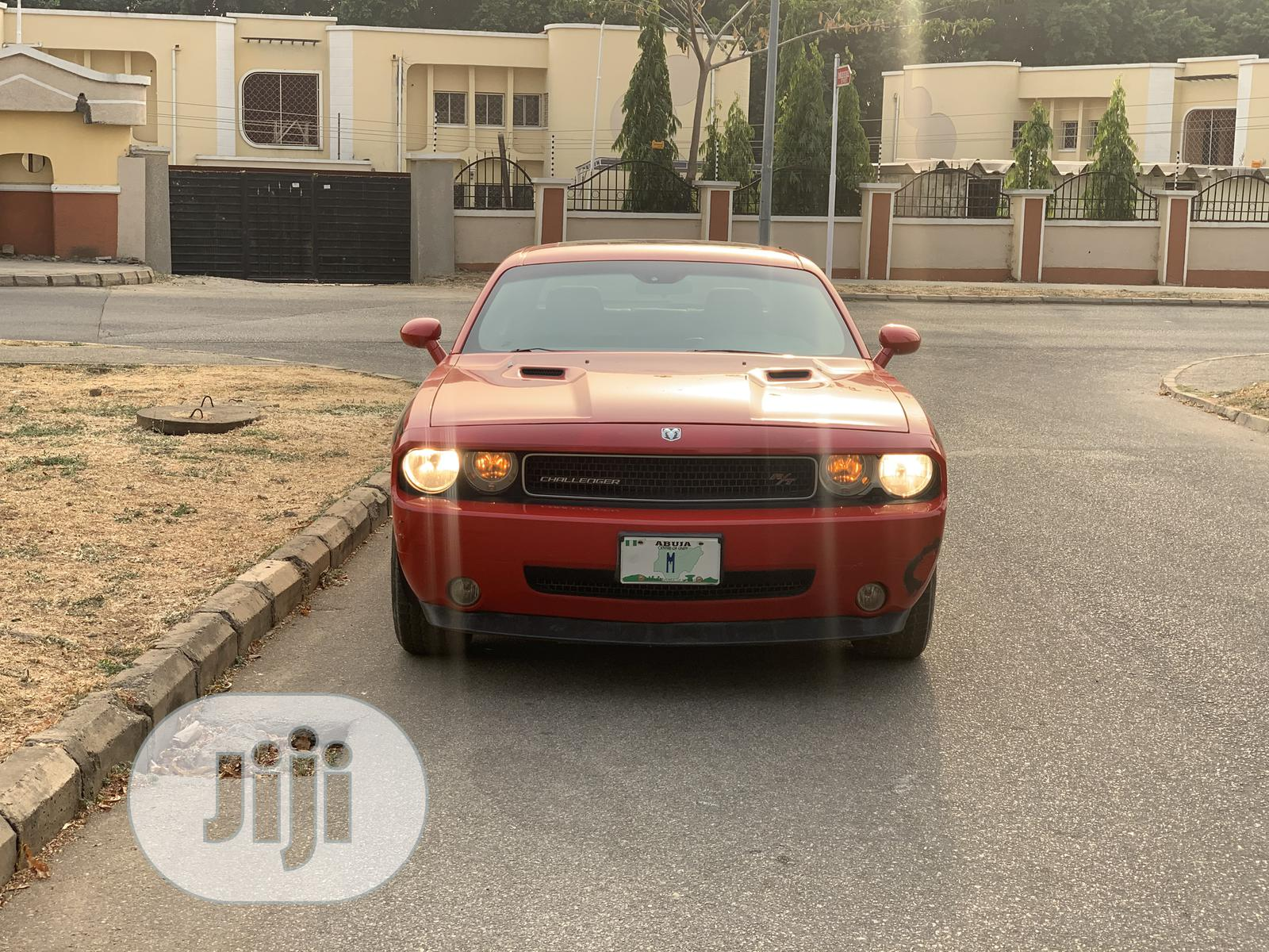 Archive: Dodge Challenger 2013 Red