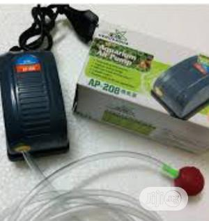 One Outlet Oxygen Pump and Air Stone | Pet's Accessories for sale in Lagos State, Surulere
