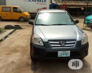 Honda CR-V 2005 Silver   Cars for sale in Lagos State, Ikotun/Igando