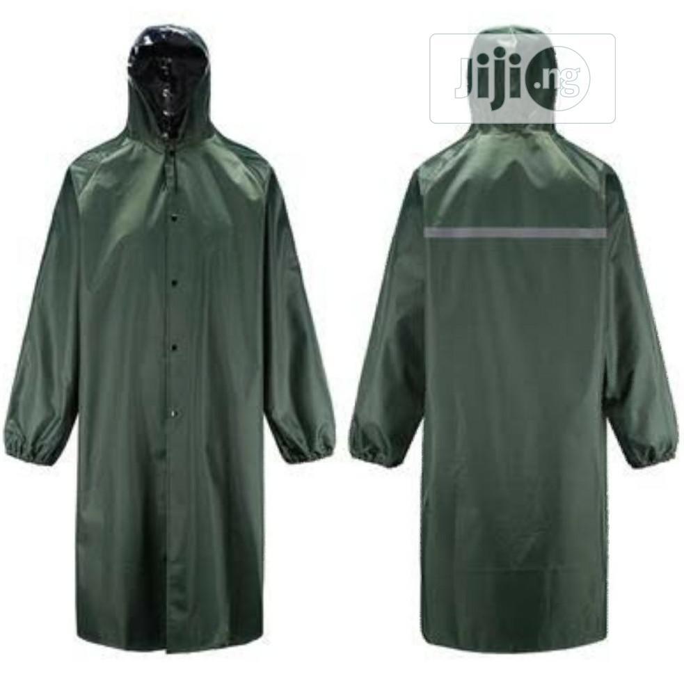 Quality Rain Coat