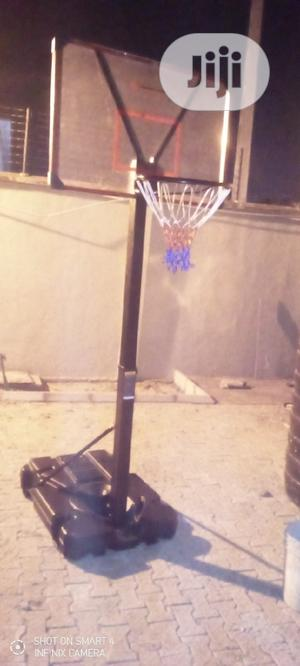 American Fitness Basketball Stand   Sports Equipment for sale in Lagos State, Ikeja