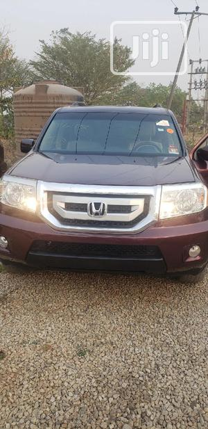 Honda Pilot 2009 Red   Cars for sale in Abuja (FCT) State, Galadimawa