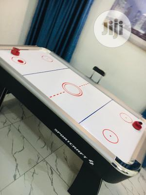 Air Hockey Table New Improved | Sports Equipment for sale in Lagos State, Yaba