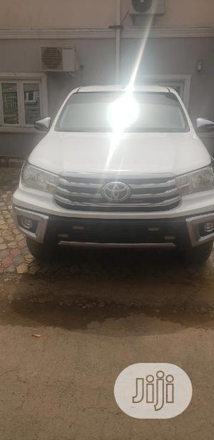 Toyota Hilux 2017 Workmate White   Cars for sale in Abuja (FCT) State, Galadimawa