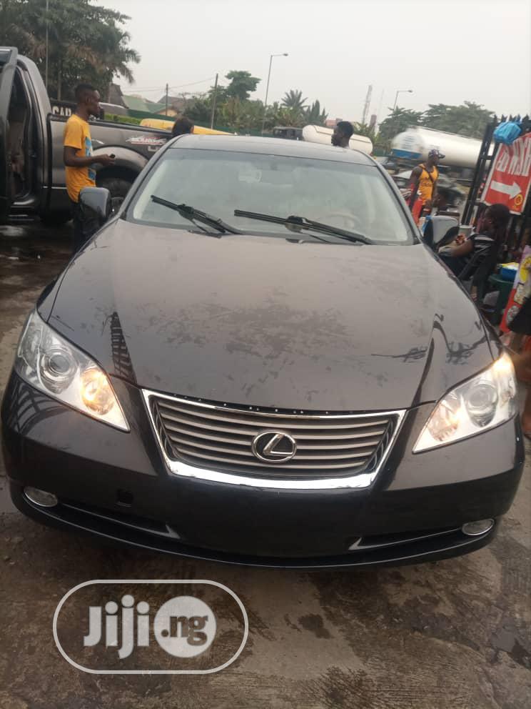Lexus ES 2008 350 Blue | Cars for sale in Surulere, Lagos State, Nigeria