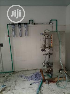 Installation of Micro Filters and Pure Water Machine.   Manufacturing Services for sale in Lagos State, Orile