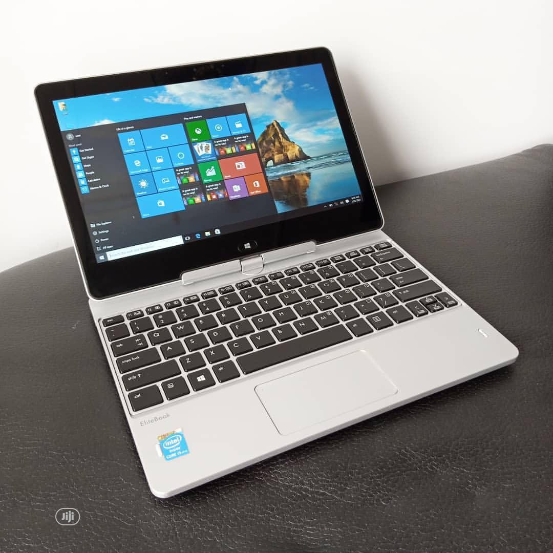 Laptop HP EliteBook Revolve 810 G3 Tablet 8GB Intel Core I5 SSD 256GB