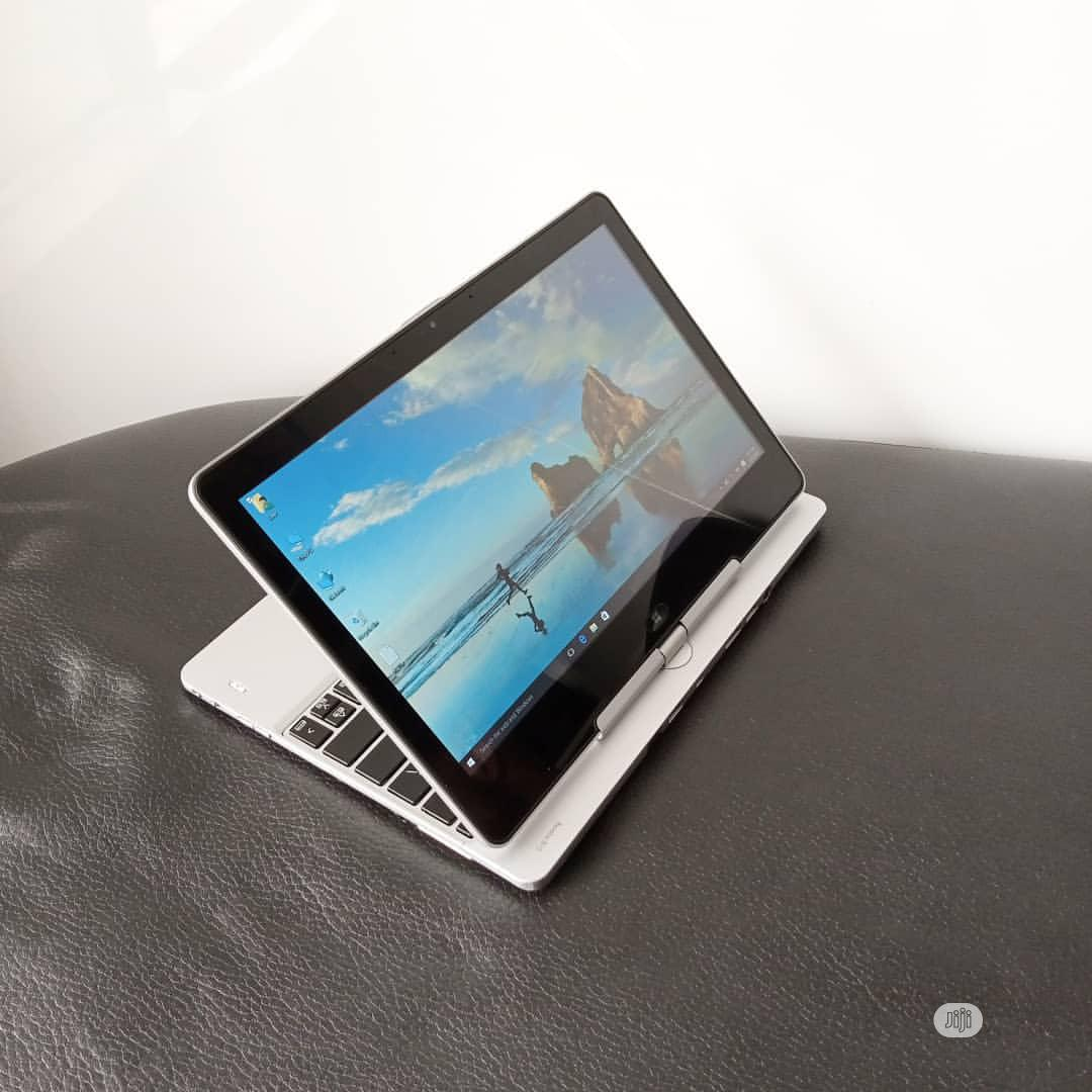 Laptop HP EliteBook Revolve 810 G3 Tablet 8GB Intel Core I5 SSD 256GB | Laptops & Computers for sale in Oshodi, Lagos State, Nigeria