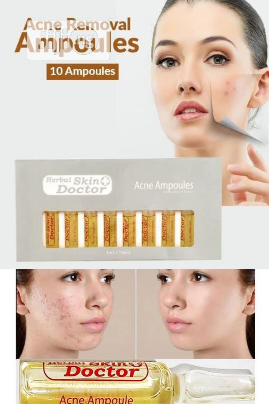 Herbal Skin Doctor Acne Ampoules (3mls X 10pcs) - Pimples