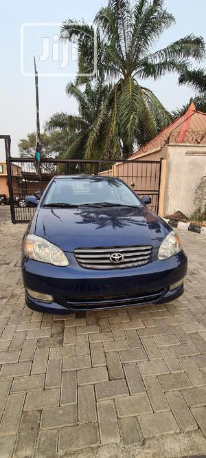 Toyota Corolla 2004 S Blue | Cars for sale in Ondo State, Akure