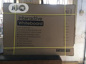 82 Inch Smaat Interactive Whiteboard | TV & DVD Equipment for sale in Lagos State, Ikeja