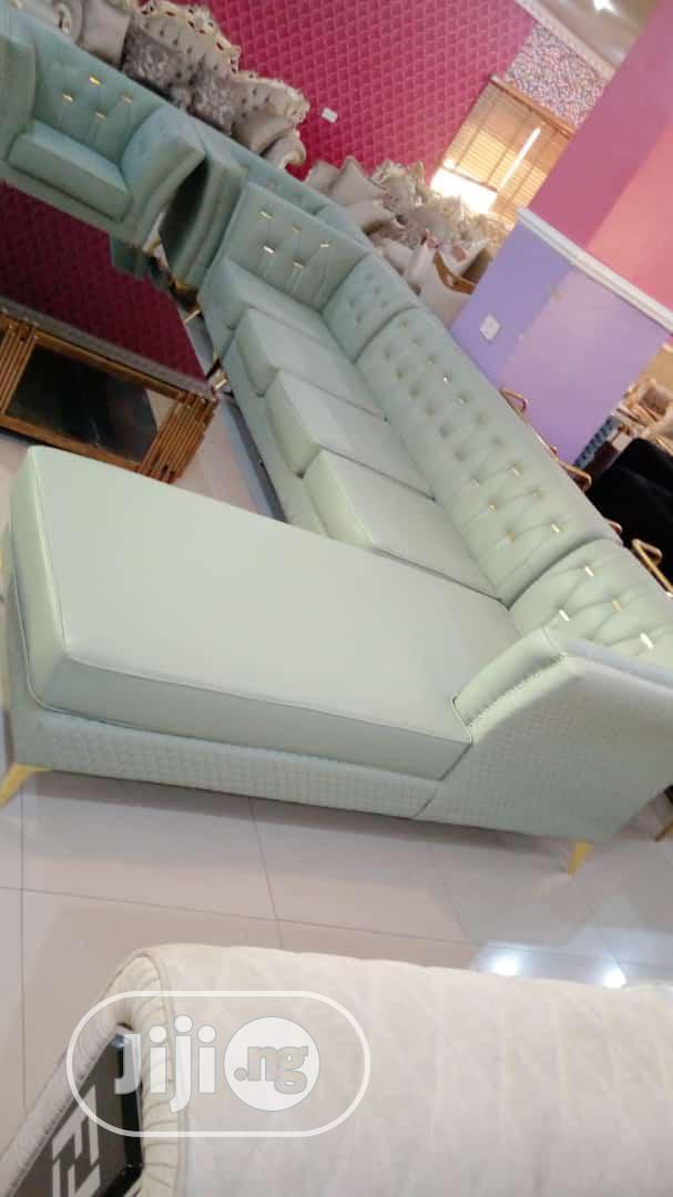 Pure Italian Leather Sofa