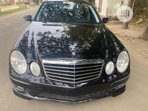 Mercedes-Benz E350 2008 Black | Cars for sale in Abuja (FCT) State, Wuse