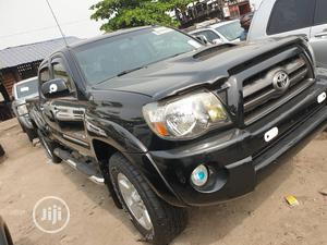 Toyota Tacoma 2009 Double Cab V6 Automatic Black   Cars for sale in Lagos State, Apapa