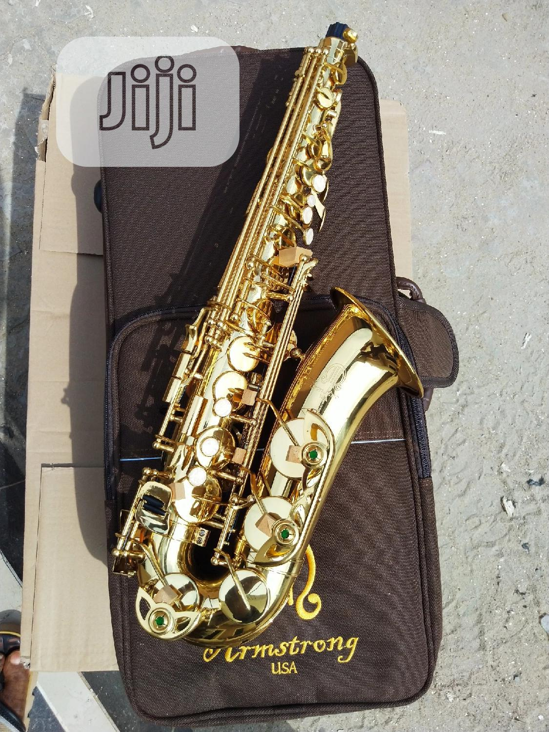 Armstrong Professional Alto Saxophone | Musical Instruments & Gear for sale in Lekki, Lagos State, Nigeria