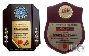 Award Plaques And Trophies   Arts & Crafts for sale in Oyo State, Ibadan