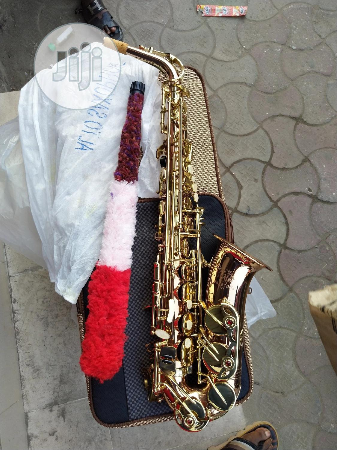 Prestini Professional Alto Saxophone | Musical Instruments & Gear for sale in Ojo, Lagos State, Nigeria