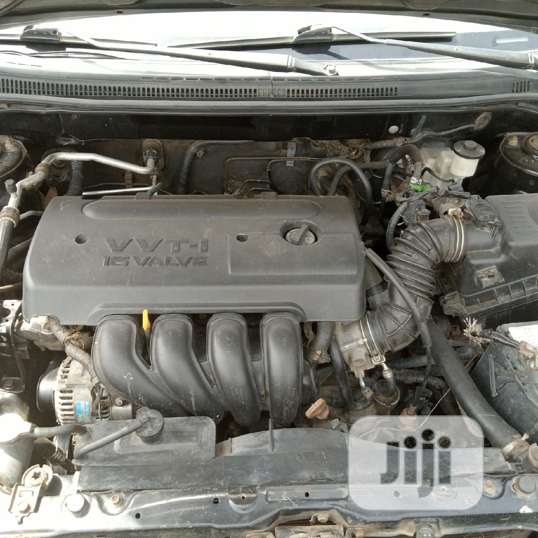 Archive: Toyota Corolla 2005 1.4 C Limousine Luna Black