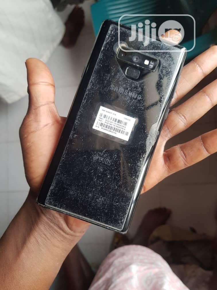 Samsung Galaxy Note 9 128 GB Black | Mobile Phones for sale in Ajah, Lagos State, Nigeria