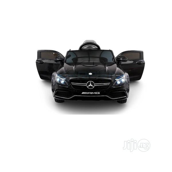 Kids Mercedes-Benz C63 Ride on Car Electric Cars