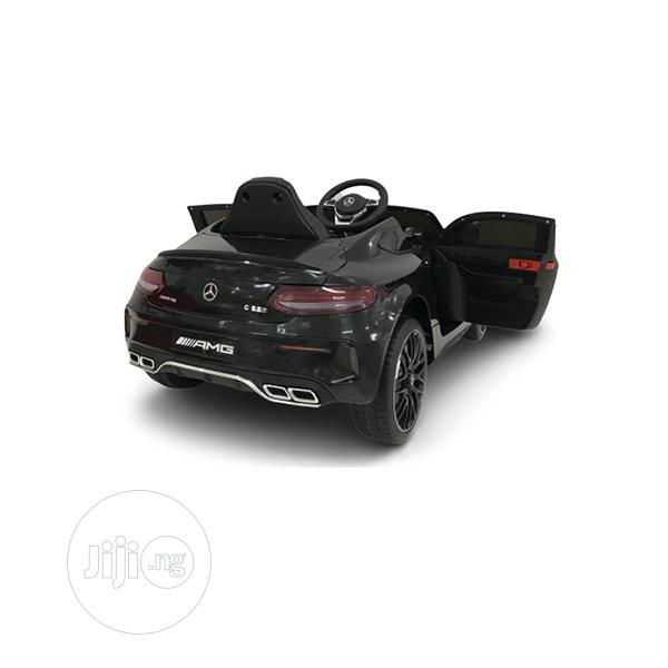 Kids Mercedes-Benz C63 Ride on Car Electric Cars   Toys for sale in Wuse 2, Abuja (FCT) State, Nigeria