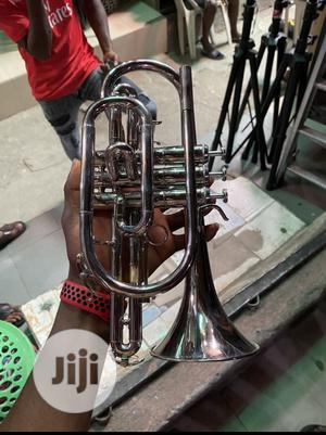 Premier Professional Trumpet - Silver | Musical Instruments & Gear for sale in Lagos State, Ojo
