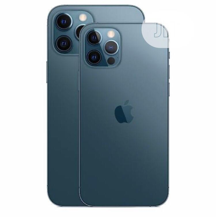 New Apple iPhone 12 Pro Max 128GB Black   Mobile Phones for sale in Wuse 2, Abuja (FCT) State, Nigeria