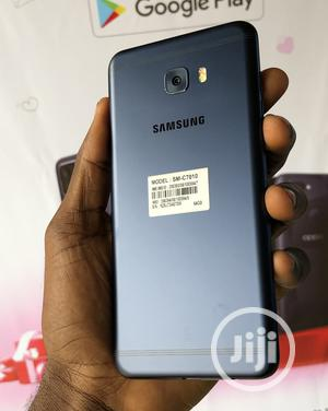 Samsung Galaxy C7 Pro 64 GB Blue | Mobile Phones for sale in Lagos State, Ikeja