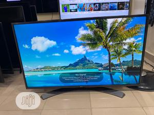 LG Ultra HD 4K TV 49inchs | TV & DVD Equipment for sale in Lagos State, Ojo
