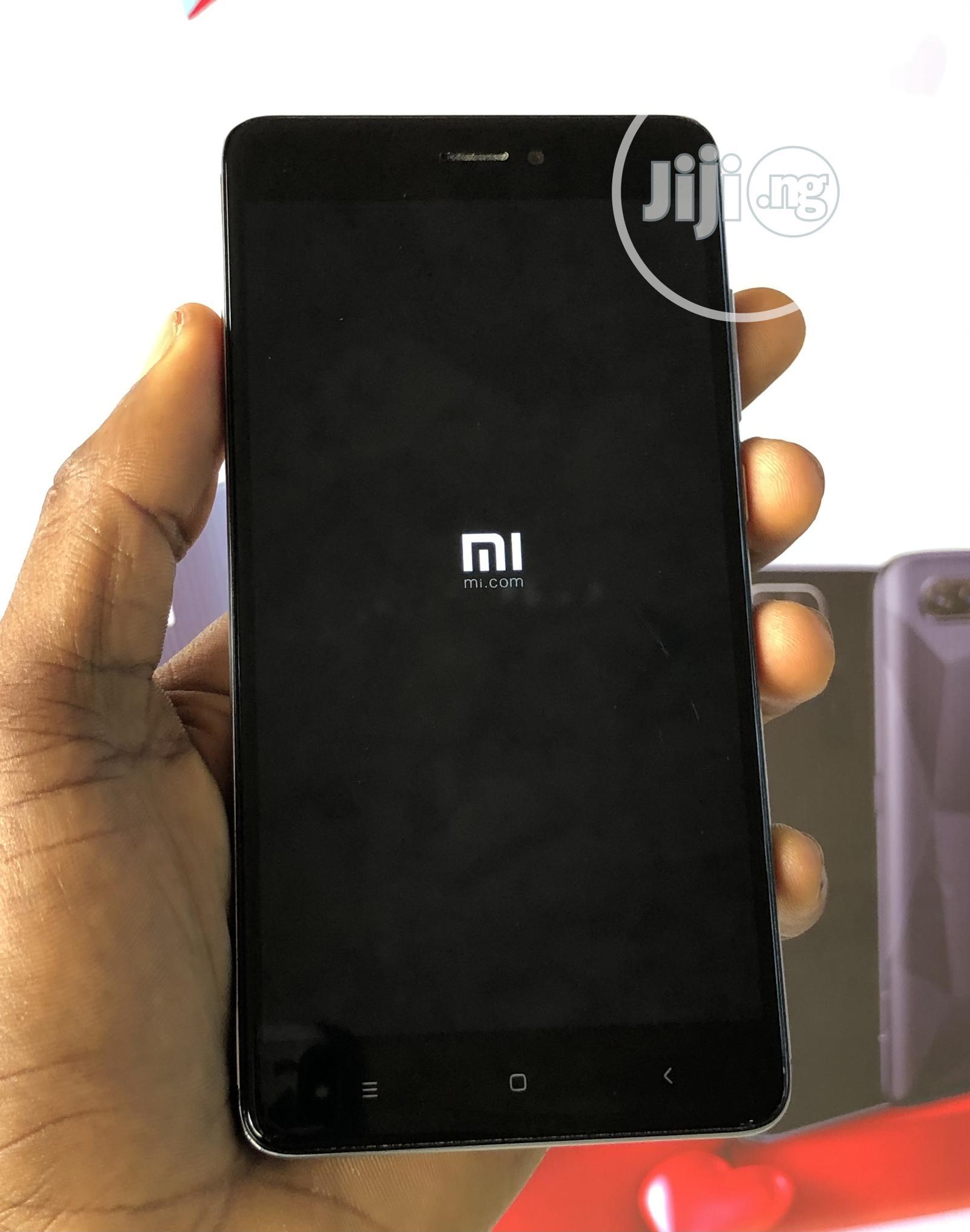 Xiaomi Redmi Note 4X 32 GB Gray   Mobile Phones for sale in Ikeja, Lagos State, Nigeria