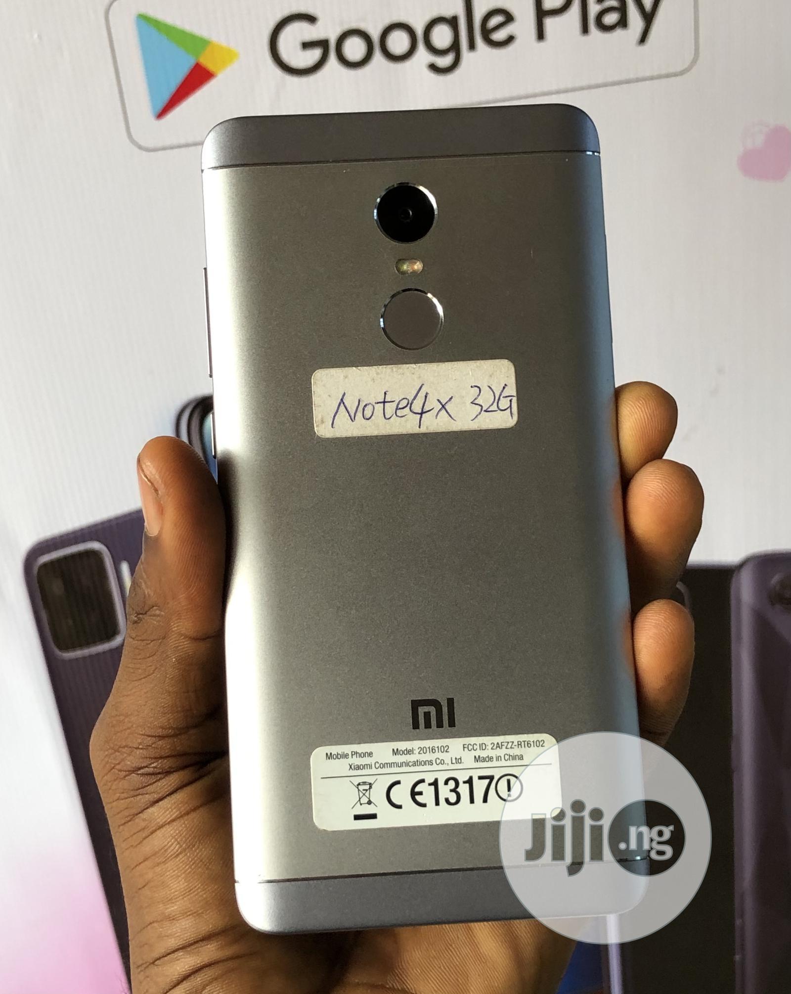 Xiaomi Redmi Note 4X 32 GB Gray