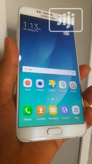 Samsung Galaxy Note 5 32 GB White | Mobile Phones for sale in Lagos State, Isolo