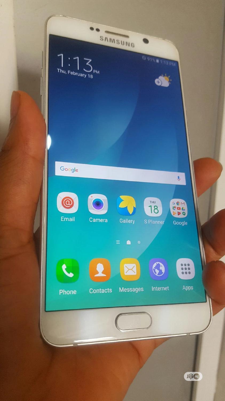 Samsung Galaxy Note 5 32 GB White